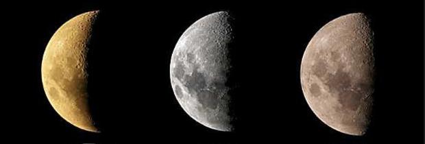 First Quarter Moon, October