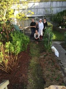 Gardening friends